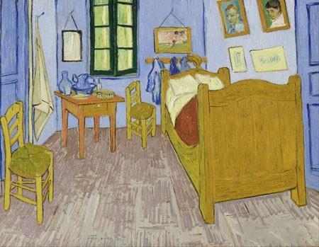 Van Gogh không sáng tạo nghệ thuật một cách ngẫu hứng, bột phát