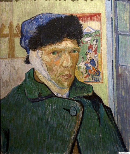 Van Gogh có thể đã không tự cắt tai mình