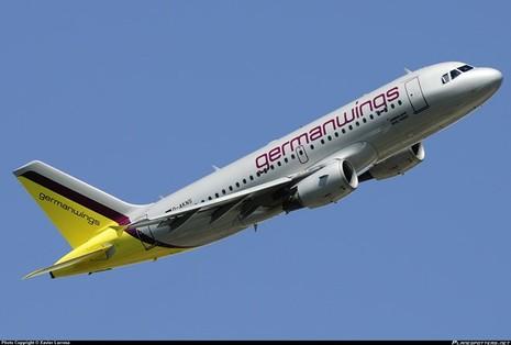 Thêm 1 máy bay của Germanwings phải chuyển hướng do gặp sự cố - ảnh 1