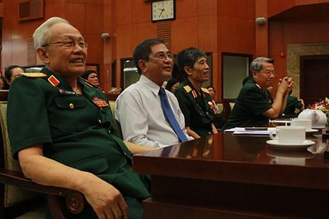 Gặp mặt Cựu chiến binh tiêu biểu của TP.HCM - ảnh 3