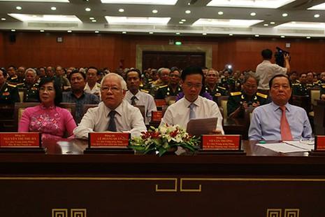 Gặp mặt Cựu chiến binh tiêu biểu của TP.HCM - ảnh 1