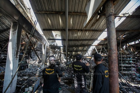 Thái Lan đối mặt với nạn phá hoại - ảnh 2