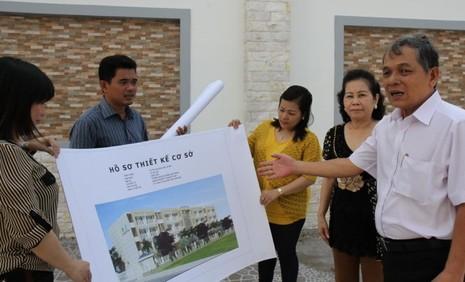 Một doanh nhân tặng KTX cho sinh viên nghèo - ảnh 2