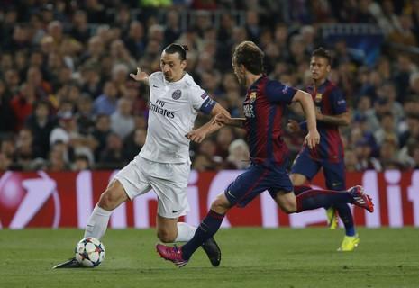 Barcelona thắng PSG 2-0: Neymar có cú đúp nhưng ngôi sao là Iniesta - ảnh 3