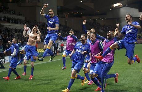 Monaco 0-0 Juventus: Gồng mình vào bán kết - ảnh 1