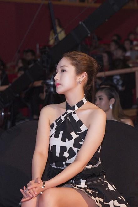 Ngọc Trinh nhận danh hiệu 'Nữ hoàng bikini châu Á' - ảnh 9