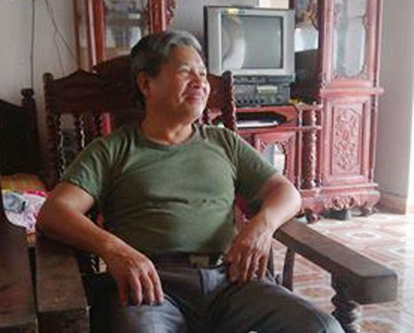 Ông Khai chia sẻ: