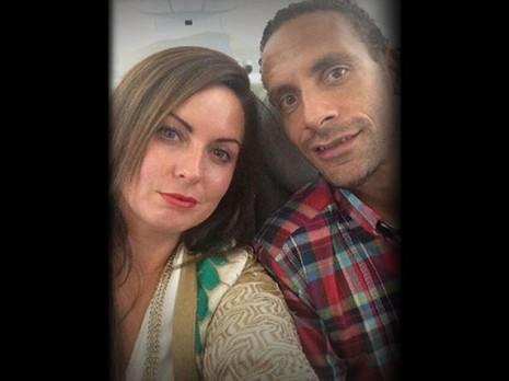 Vợ Rio Ferdinand qua đời - ảnh 1