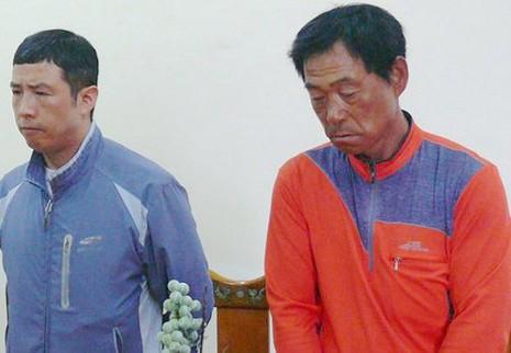 Vụ sập giàn giáo làm 13 công nhân chết: Khởi tố, tạm giam hai người Hàn Quốc - ảnh 1