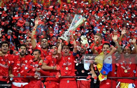 """Sevilla 3-2 Dnipro: Chiến thắng xứng đáng cho """"nhà vua"""" - ảnh 3"""