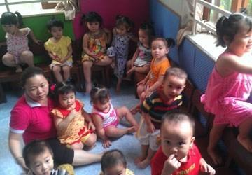Phát triển 300 nhóm trẻ tư thục tại các KCX-KCN - ảnh 1