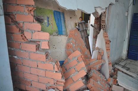 Vinasun lên tiếng vụ taxi tông sập nhà dân - ảnh 2