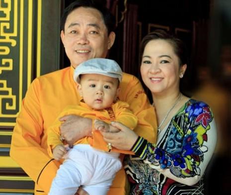 Đại Nam, nghìn tỷ, 1 tuổi, thừa kế, giàu nhất, nhỏ tuổi nhất, tỷ phú, Huỳnh Uy Dũng