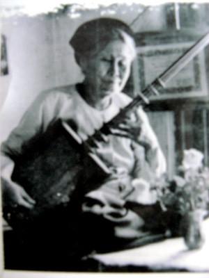 GS Trần Văn Khê và một buổi học ca trù - ảnh 2