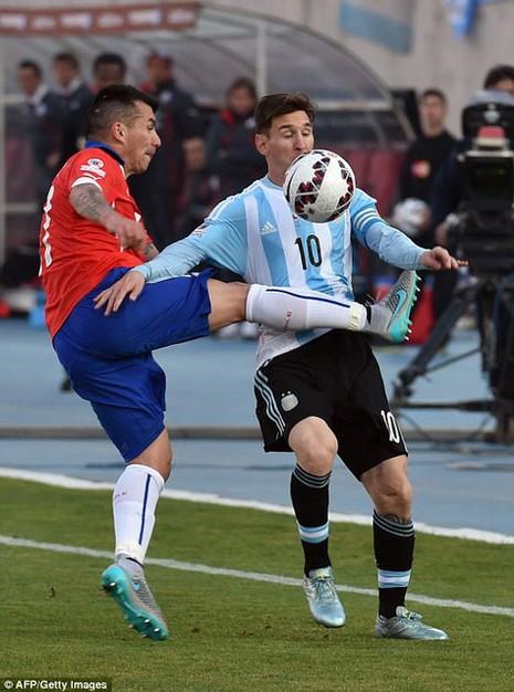 Chile 0 – 0 Argentina (pen 4-1): Chile đi vào lịch sử - ảnh 1