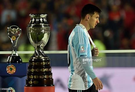 Chile 0 – 0 Argentina (pen 4-1): Chile đi vào lịch sử - ảnh 3