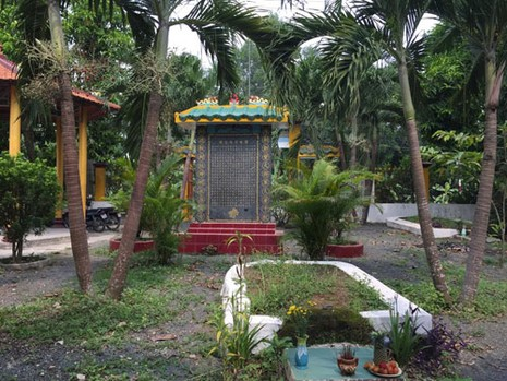 Linh thiêng khu cổ mộ Thượng đẳng thần Trần Thượng Xuyên - ảnh 5