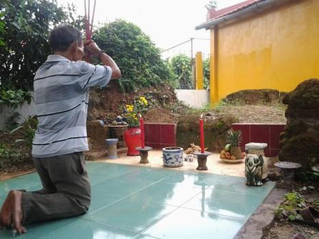 Linh thiêng khu cổ mộ Thượng đẳng thần Trần Thượng Xuyên - ảnh 6