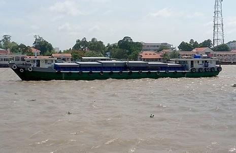 Tháo hộp đen giám sát hành trình, chiếm đoạt 400 tấn gạo - ảnh 1