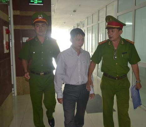 Trạm bảo vệ rừng biên chế 5 người thì 4 người bị bắt - ảnh 2