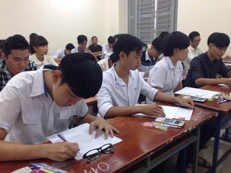 Ba lưu ý khi xét tuyển vào các trường ĐH, CĐ - ảnh 1