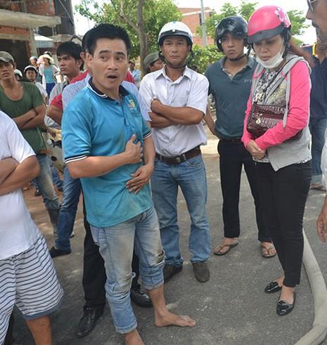 Cháy dữ dội tại công ty sơn ở Đà Nẵng - ảnh 4