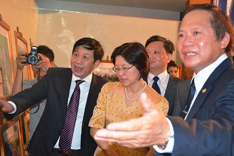 Triển lãm Ảnh và Phim phóng sự - Tài liệu trong cộng đồng ASEAN - ảnh 5