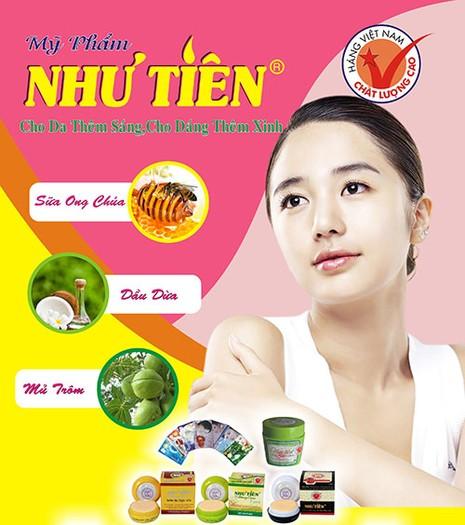 Mỹ phẩm Như Tiên - Chinh phục vẻ đẹp Việt - ảnh 2