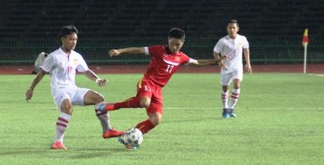Giải U-16 Đông Nam Á: Đi trong...mưa bão - ảnh 3