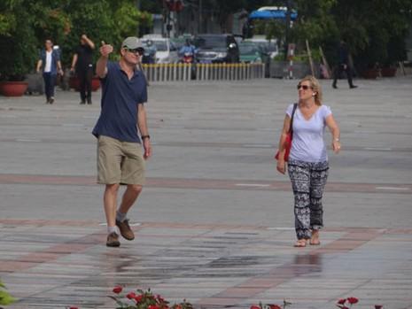 Hội Kiến trúc sư 'chê' phố đi bộ Sài Gòn - ảnh 1