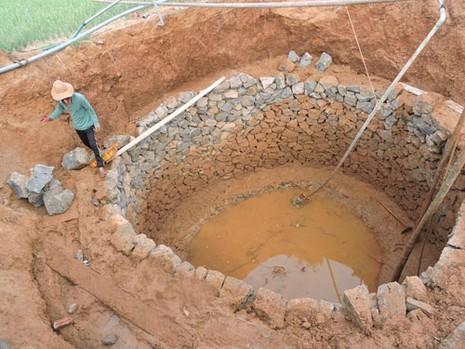 Vùng đất có nhiều giếng nước 'khủng' nhất Việt Nam - ảnh 1