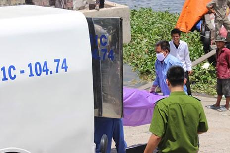 Tìm thấy thi thể người phụ nữ nhảy sông Sài Gòn - ảnh 2