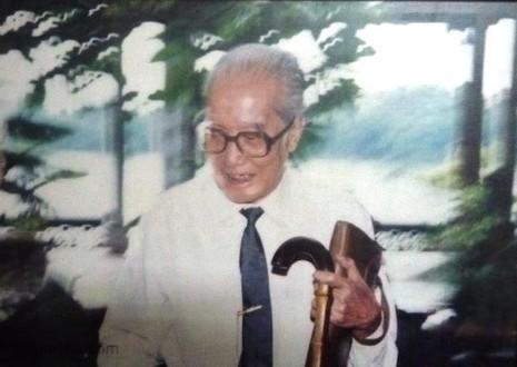 GS Vũ Đình Hòe và 'Gương mặt những người cùng thế hệ'  - ảnh 1
