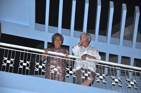 Cháy nhà, hai cụ già nhảy từ tầng ba sang nhà hàng xóm  - ảnh 4