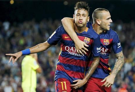 Barcelona 4-1 Levante: Siêu sao Messi toả sáng ghi 2 bàn thắng - ảnh 2