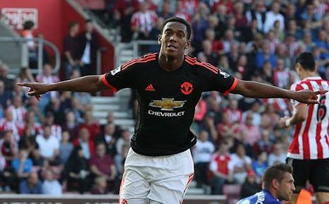 Martial toả sáng, MU thắng kịch tính (3-2) trước Southampton - ảnh 2