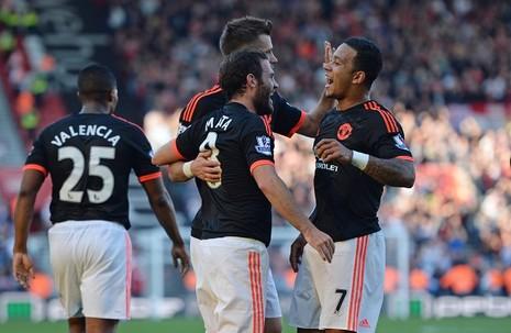 Martial toả sáng, MU thắng kịch tính (3-2) trước Southampton - ảnh 3