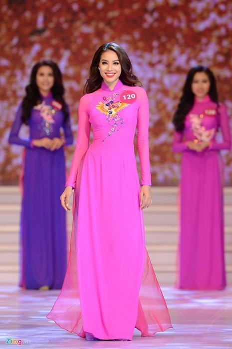 Phạm Thị Hương lên ngôi Hoa hậu Hoàn vũ 2015 - ảnh 36