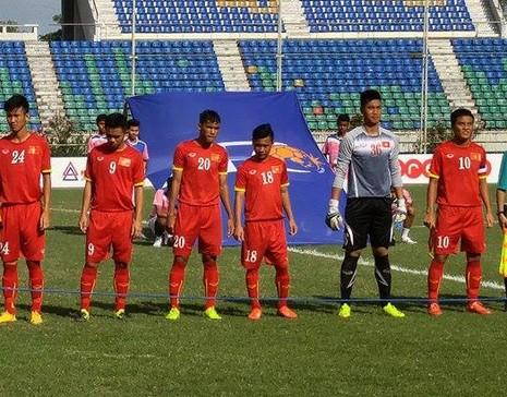 U19 Việt Nam có chiến thắng thứ 3 liên tiếp tại vòng loại U19 châu Á (ảnh: Anh Tuấn)