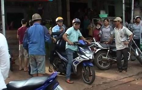 Vụ 3 người bị chém ở Đắk Lắk: Do mâu thuẩn tình cảm ? - ảnh 2