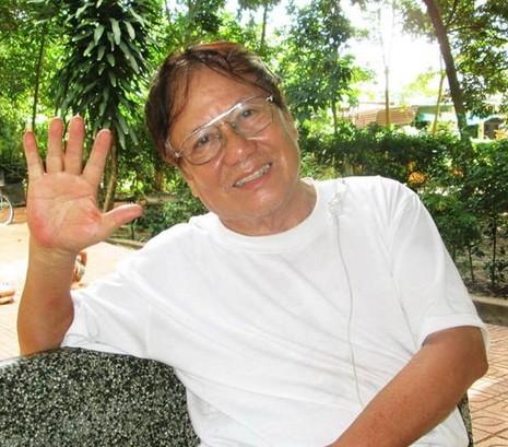 Nhà văn Nhật Tuấn - Ảnh: Facebook cá nhân