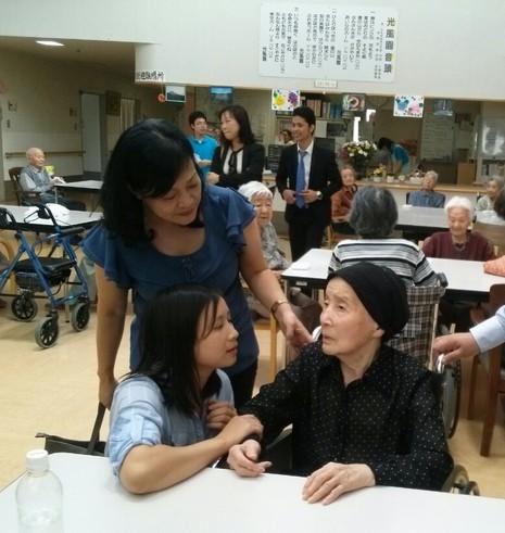 Chưa cho phép doanh nghiệp đưa điều dưỡng sang Nhật làm việc - ảnh 1