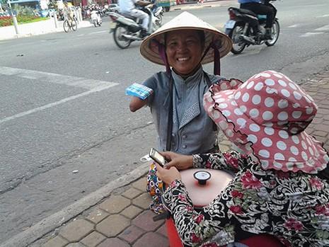 Nụ cười của Thuận 'Nick Vujicic' - ảnh 2