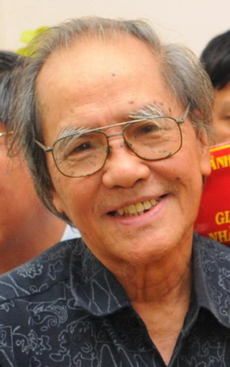 PGS.NGND Trần Thanh Đạm - Ảnh: Trần Tiến Dũng