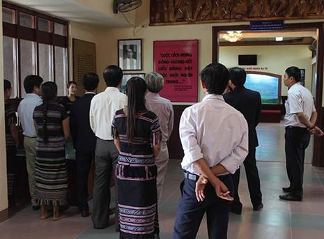 Kết nối tour, quảng bá du lịch Ba Tơ   - ảnh 3