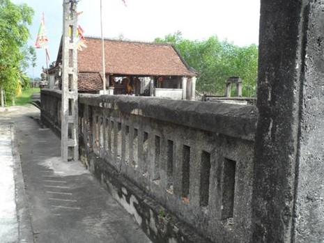 Phủ thờ hơn 400 năm của dòng họ Nguyễn Cảnh - ảnh 5
