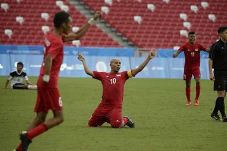 Beckham đến thăm ASEAN Para Games - ảnh 3