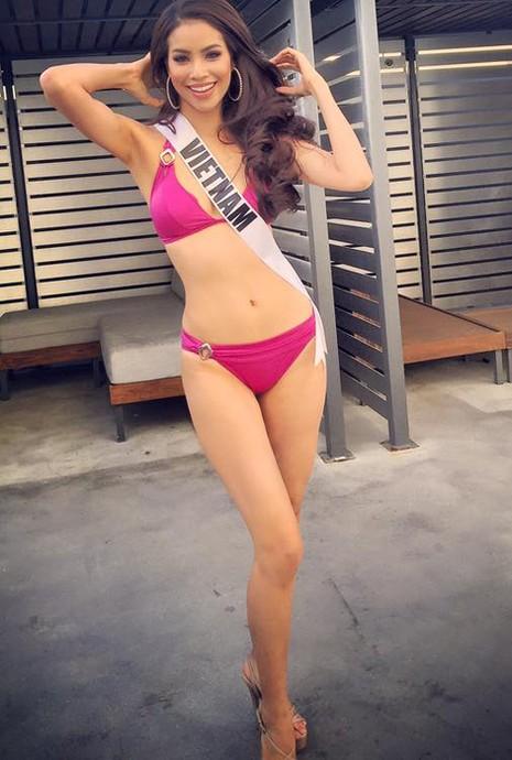 Hoa khôi Lan Khuê đang ở vị trí nào tại Hoa hậu Thế giới ? - ảnh 11