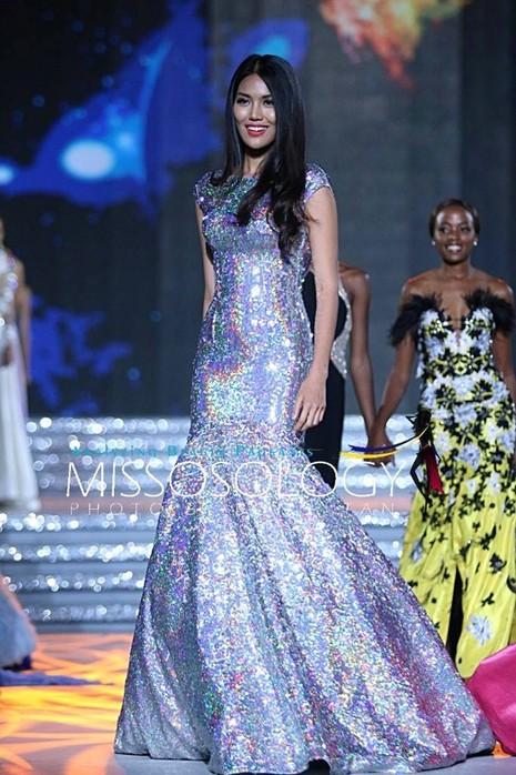 Người đẹp Tây Ban Nha đăng quang Miss World 2015