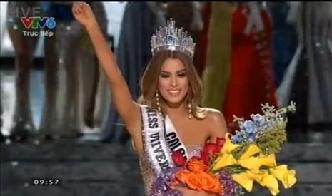 Người đẹp Philippines đăng quang Hoa hậu Hoàn vũ 2015  - ảnh 4